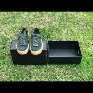 Puma Shoes - Almost new! Rihanna Fenty Puma Creepers Size 9!